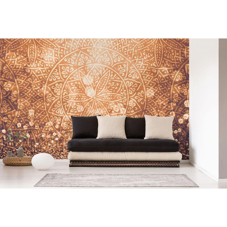 Architects Paper Fototapete Atelier 47 Circle Graphic orientalisch