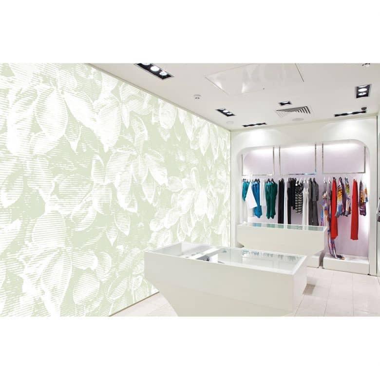 Architects Paper Fototapete Atelier 47 Light Leaves Natur