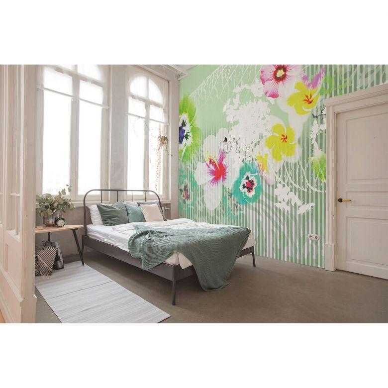 Architects Paper Fototapete Atelier 47 Blossom Design Blumen