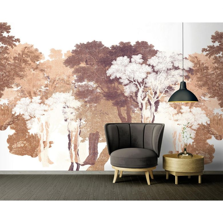 Architects Paper Fototapete Atelier 47 Forest Blot Wald