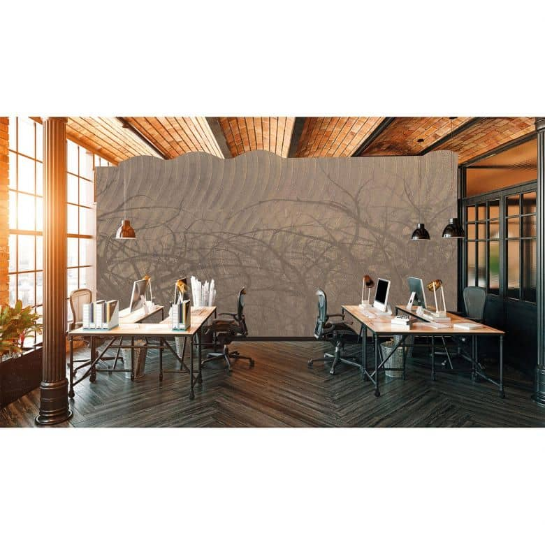 Architects Paper Fototapete Atelier 47 Thorn hedge grafisch