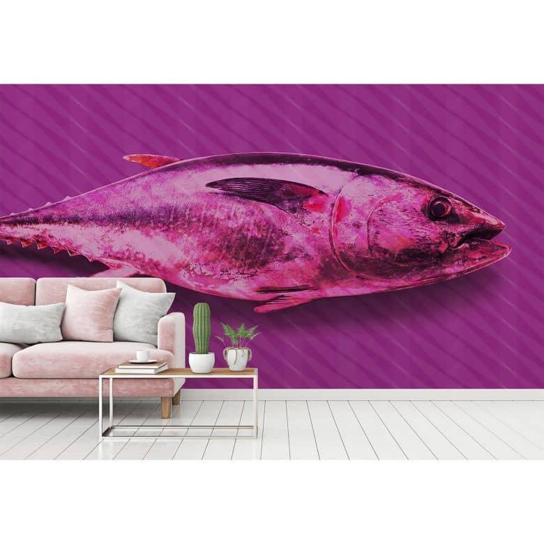 Architects Paper Fototapete Atelier 47 Tuna Graphic Tiere