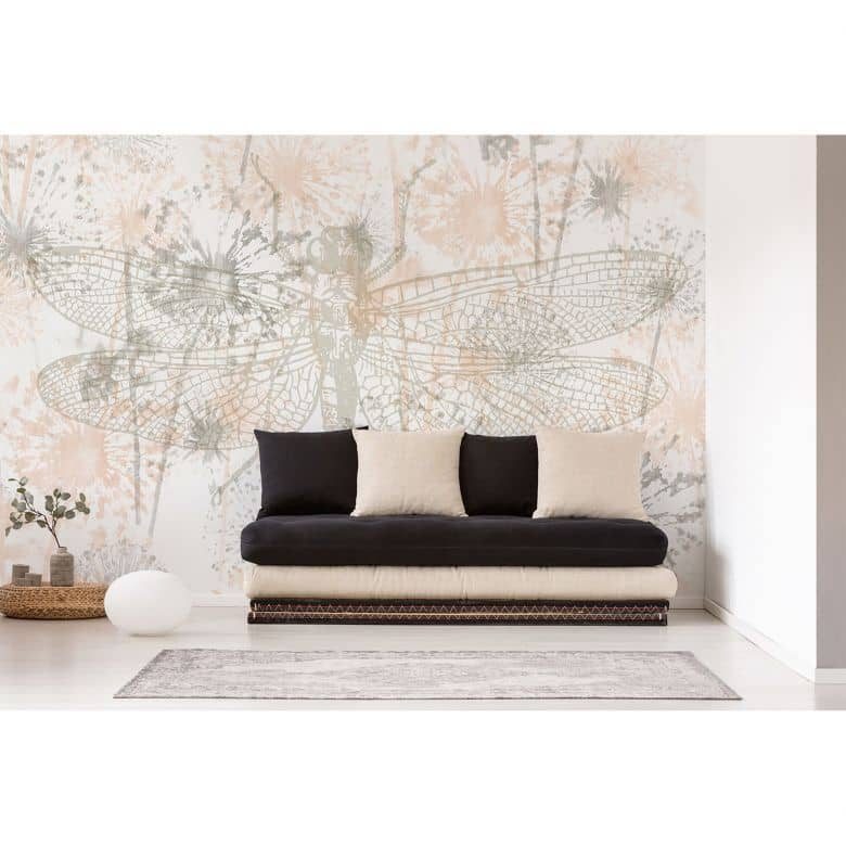 Architects Paper Fototapete Atelier 47 Dragon Fly Tiere