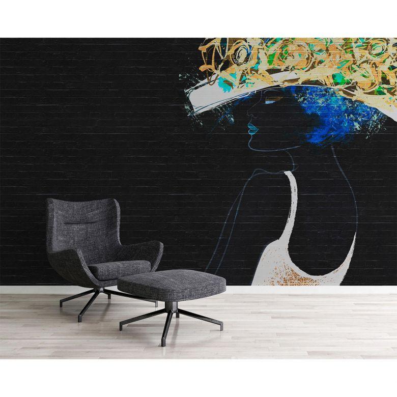 Architects Paper Fototapete Atelier 47 Diva Wall Menschen