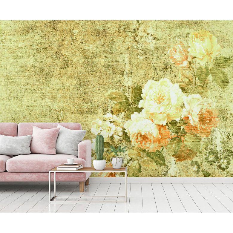 Architects Paper Fototapete Atelier 47 Bouquet Blumen