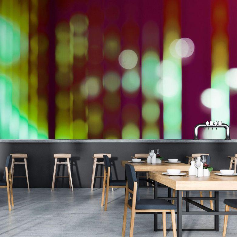 Livingwalls Fototapete Walls by Patel 2 big city lights 1