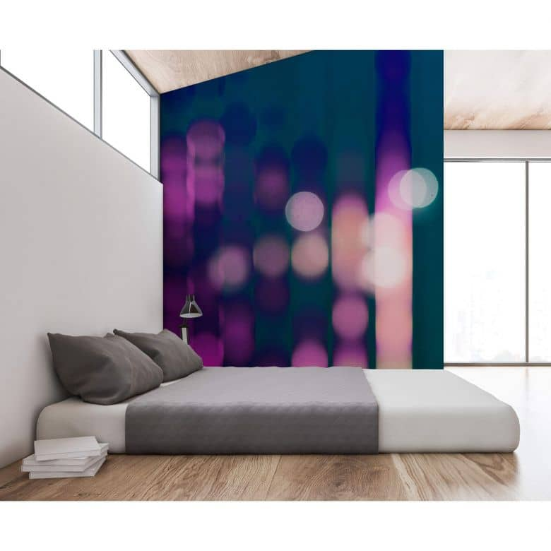 Livingwalls Fototapete Walls by Patel 2 big city lights 3