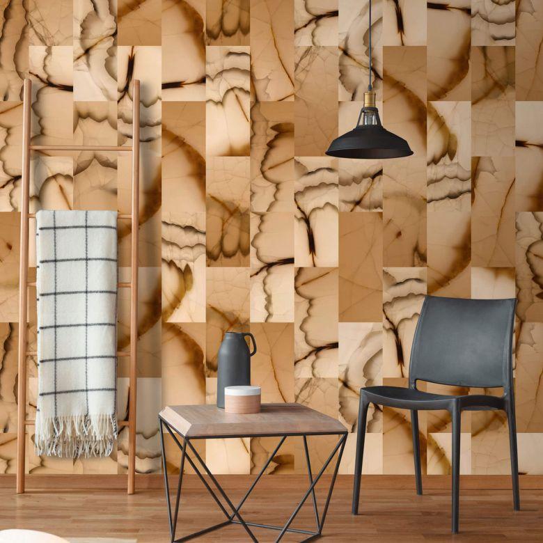 Livingwalls Photo Wallpaper Walls by Patel 2 cut stone 1