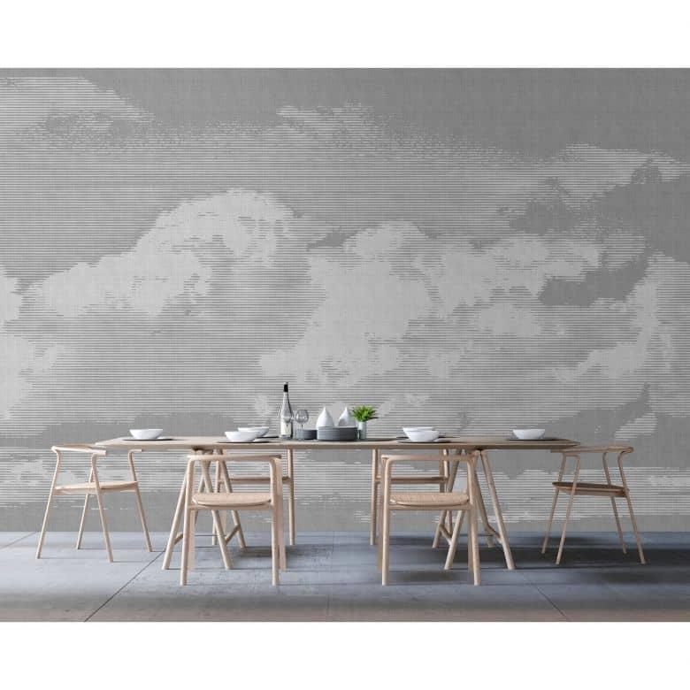 Livingwalls Fototapete Walls by Patel 2 clouds 2
