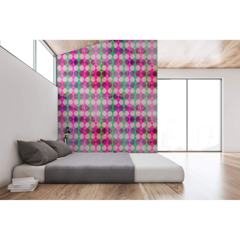 Livingwalls Photo Wallpaper Walls by Patel 2 garland 1
