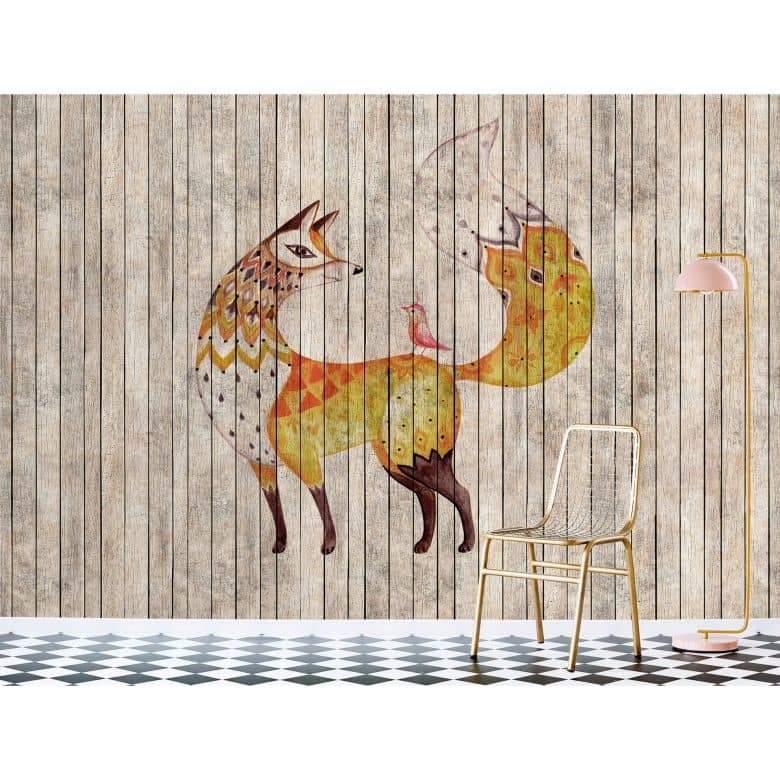 Livingwalls Fototapete Walls by Patel 2 fairy tale 2