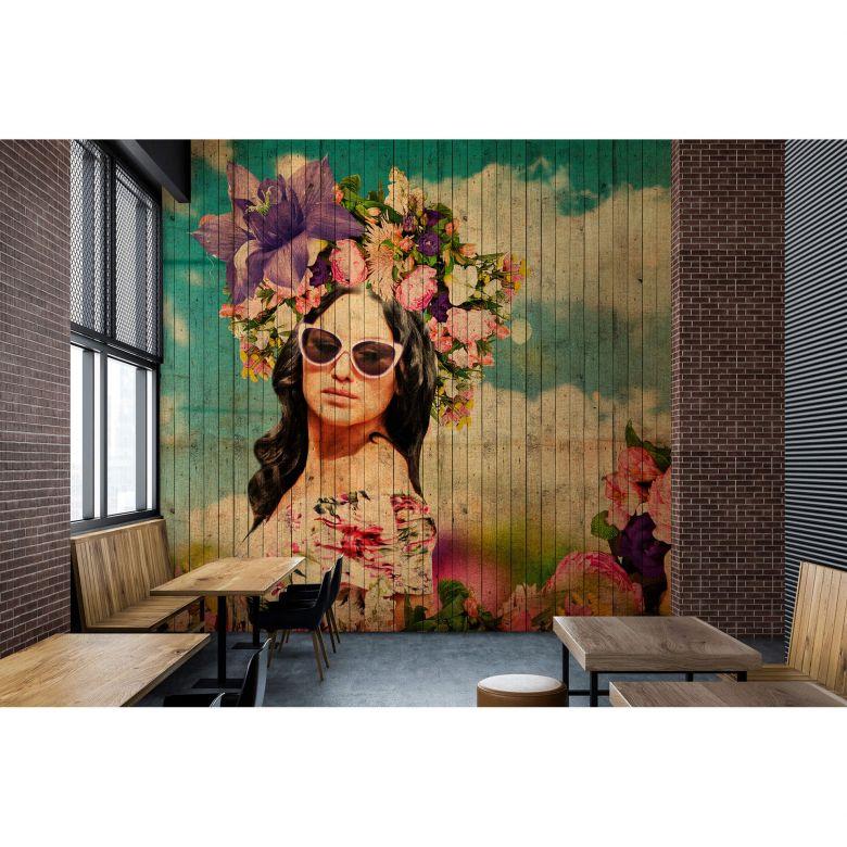 Livingwalls Fototapete Walls by Patel 2 havana 1