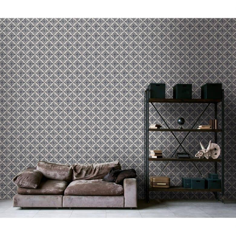 Livingwalls Fototapete Walls by Patel 2 azulejos 4