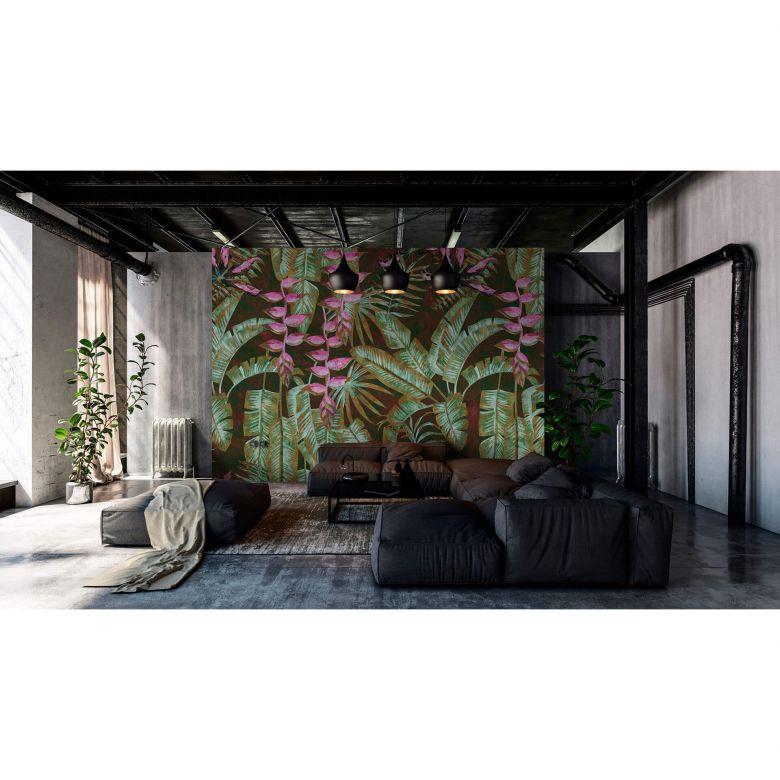 Livingwalls Fotomurale Walls by Patel 2 tropicana 1