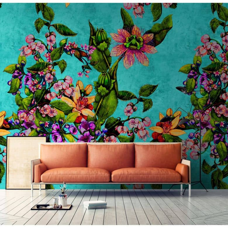 Livingwalls Photo Wallpaper Walls by Patel 2 tropical passion 1
