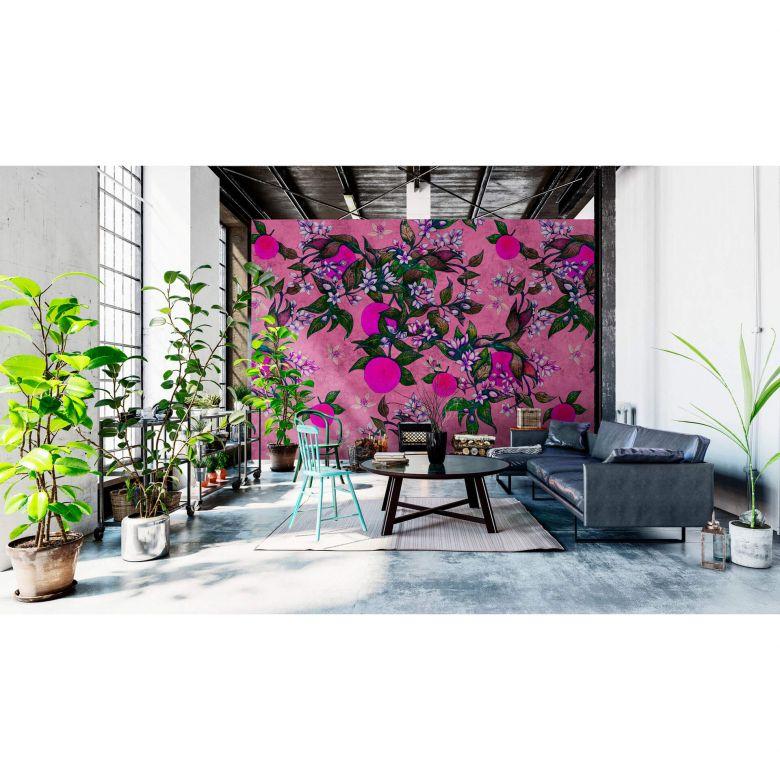 Livingwalls Fototapete Walls by Patel 2 grapefruit tree 2