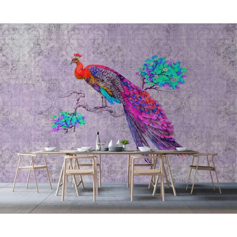 Livingwalls Fototapete Walls by Patel 2 peacock 3