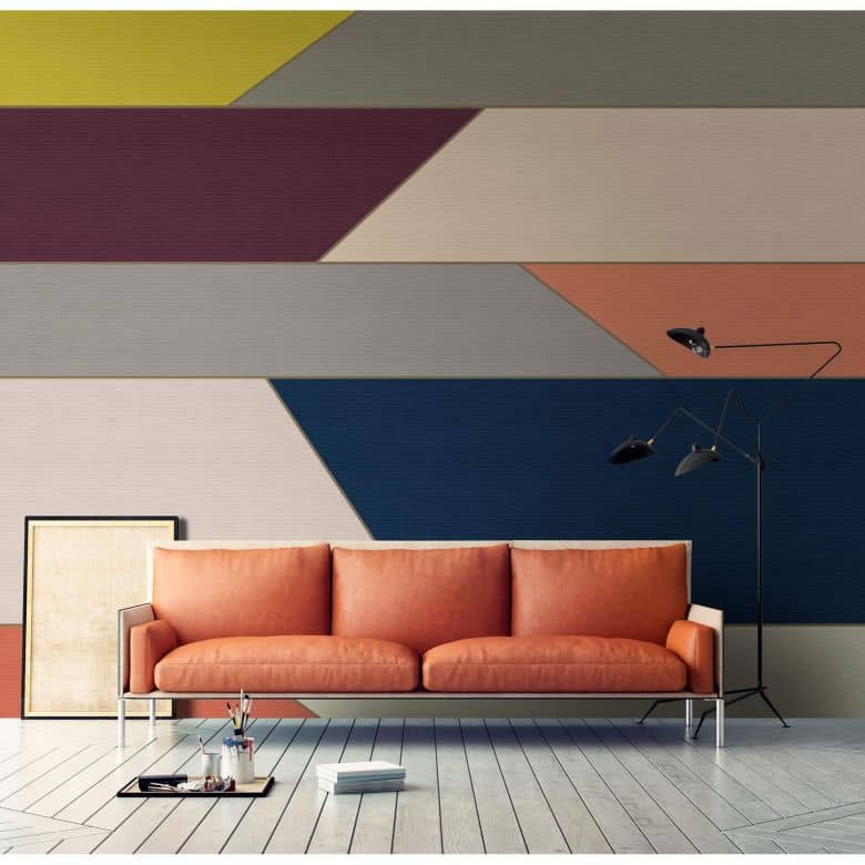 Livingwalls Fototapete Walls by Patel 2 geometry 1