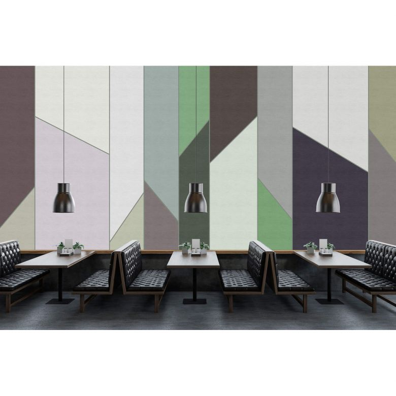 Livingwalls Fototapete Walls by Patel 2 geometry 3
