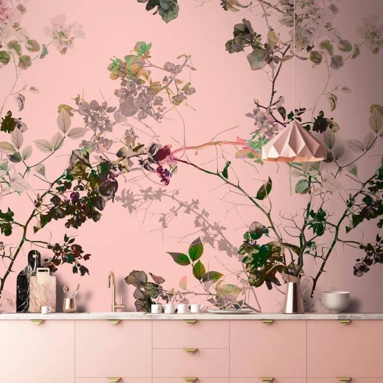 Livingwalls Fototapete Walls by Patel branches 1