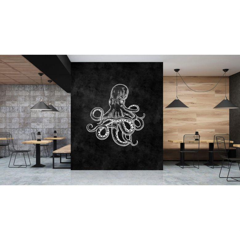 Livingwalls Fototapete Walls by Patel blackboard 4