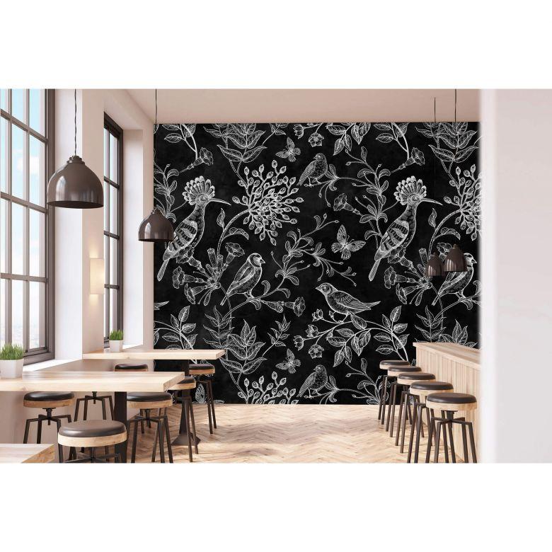 Livingwalls Fototapete Walls by Patel blackboard 9