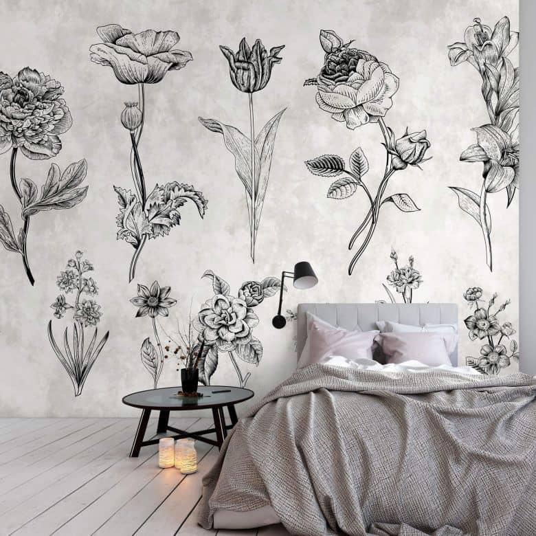 Livingwalls Fototapete Walls by Patel sketchpad 2