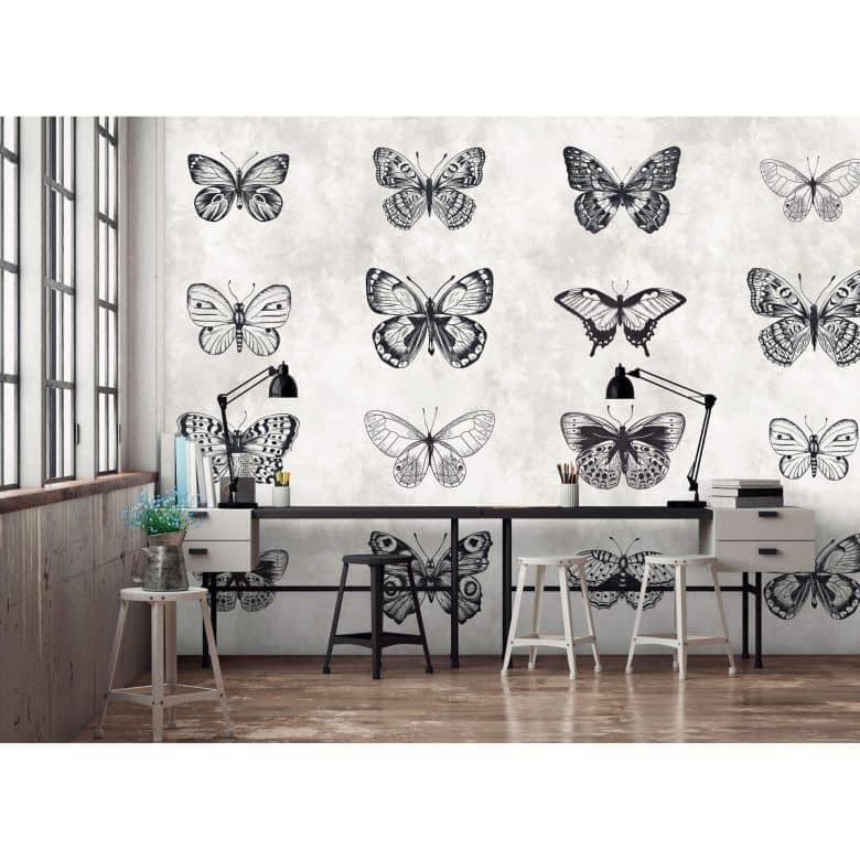 Livingwalls papier peint photo Walls by Patel sketchpad 3