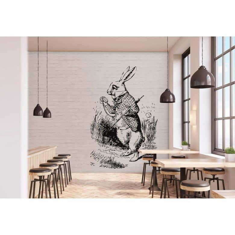 Livingwalls Fototapete Walls by Patel bunny 2