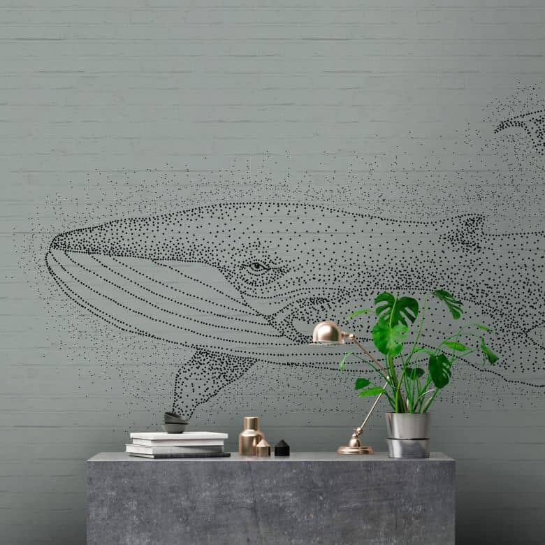 Livingwalls papier peint photo Walls by Patel titan 3