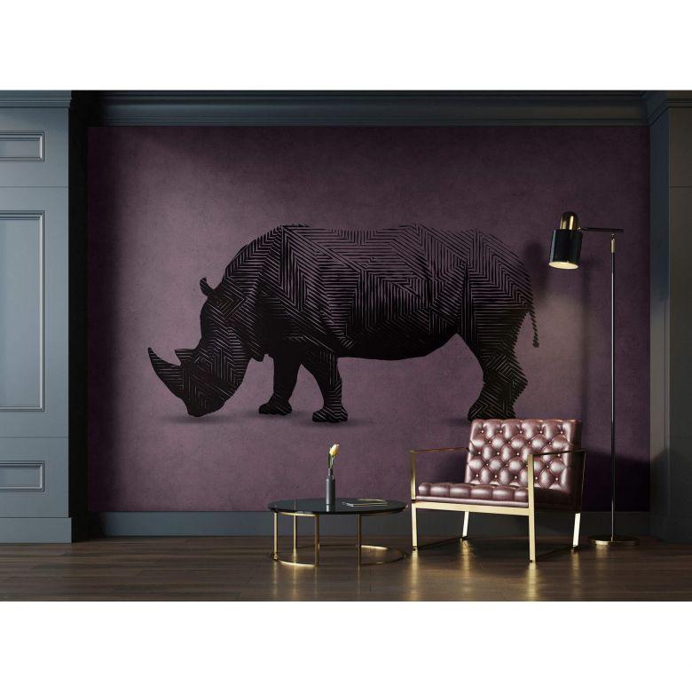 Livingwalls Photo Wallpaper Walls by Patel rhino 2
