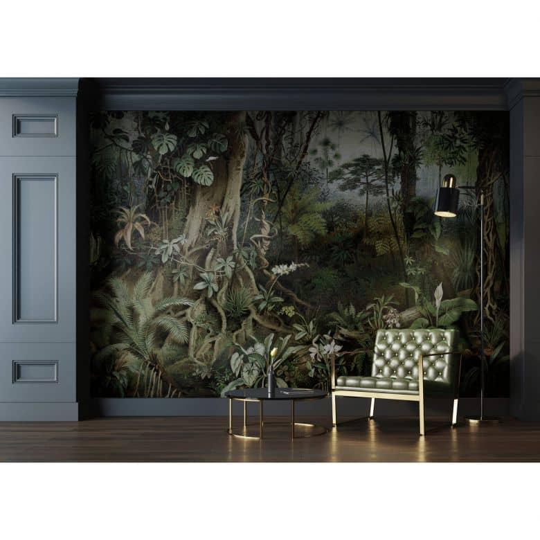 Livingwalls Photo Wallpaper Walls by Patel jungle 2