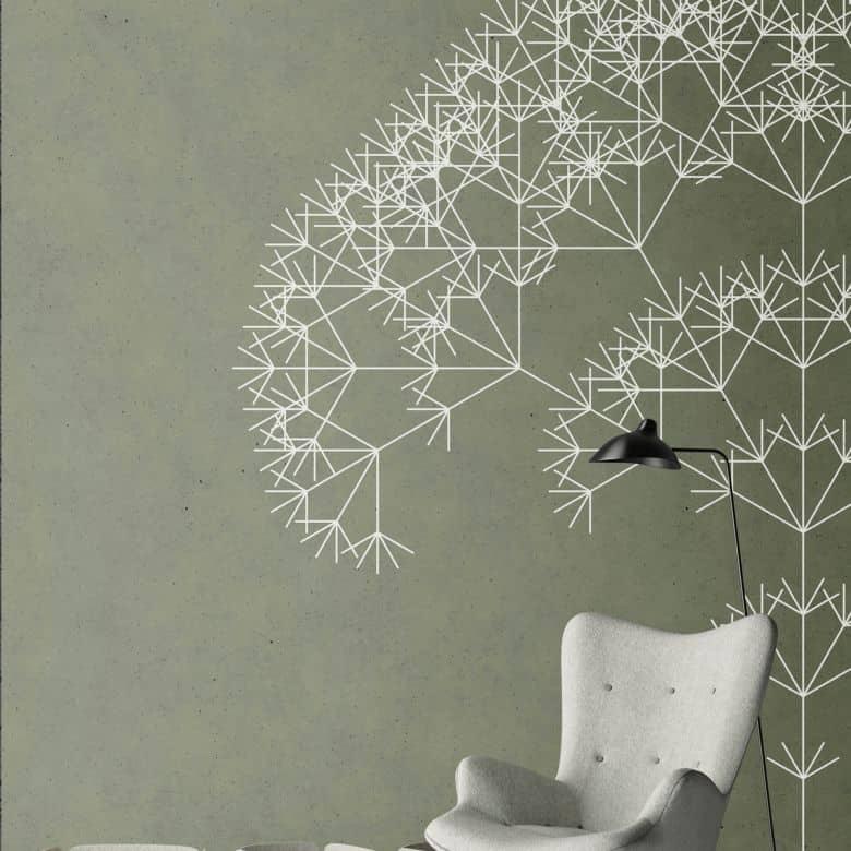 Livingwalls Photo Wallpaper Walls by Patel trees 3