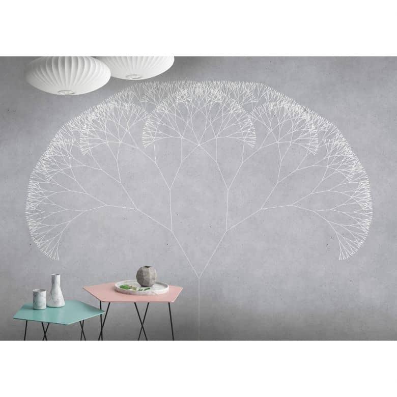 Livingwalls papier peint photo Walls by Patel trees 4