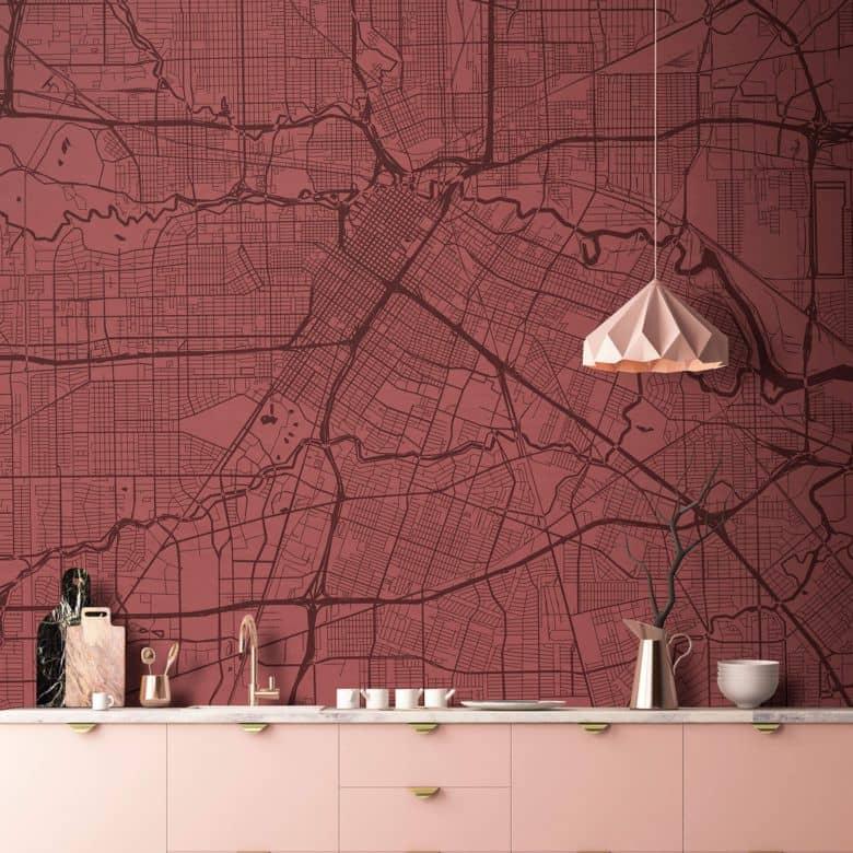 Livingwalls Fototapete Walls by Patel metropolitan 3