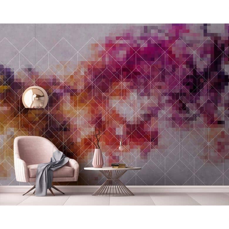 Livingwalls Fototapete Walls by Patel colour network 1
