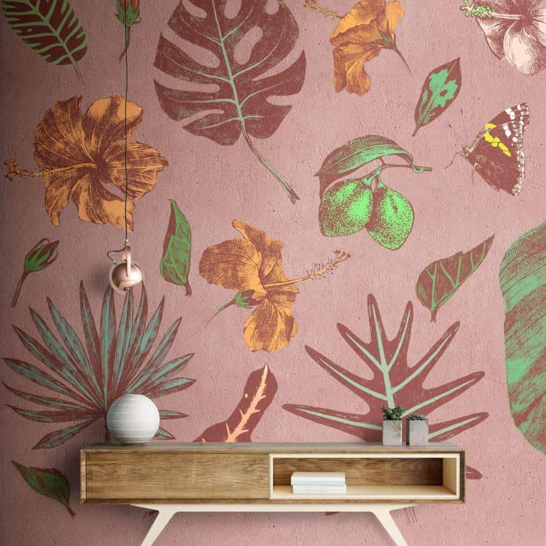 Livingwalls papier peint photo Walls by Patel tropicana 3