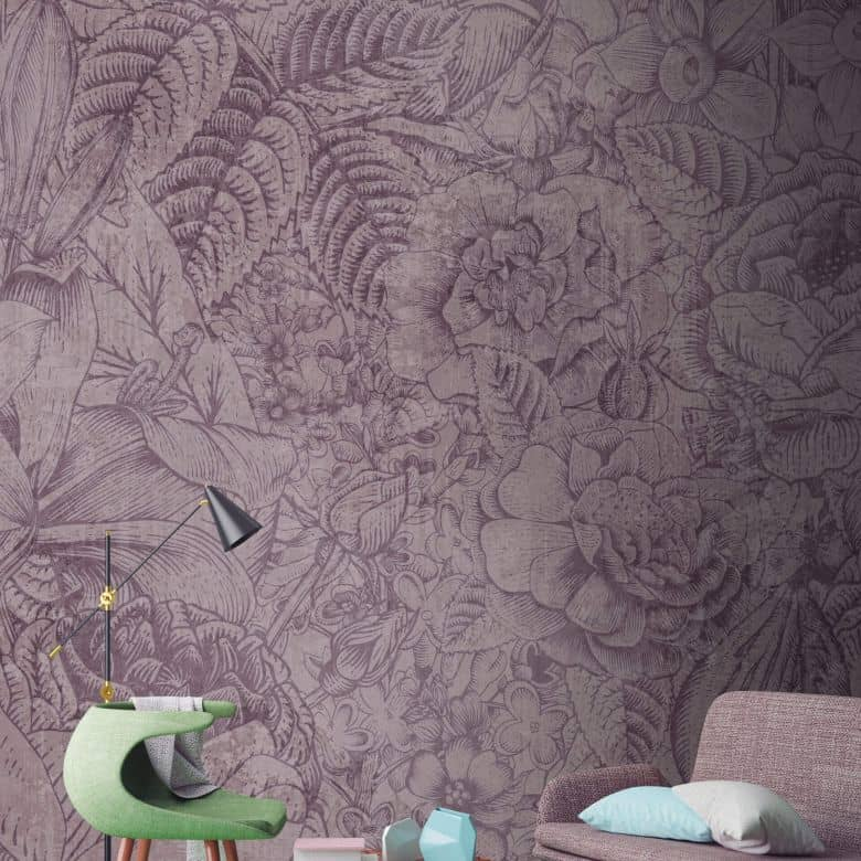 Livingwalls Fototapete Walls by Patel botanica 1