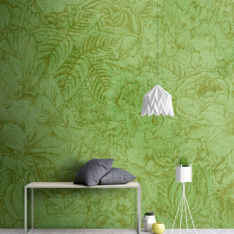 Livingwalls Fototapete Walls by Patel botanica 2