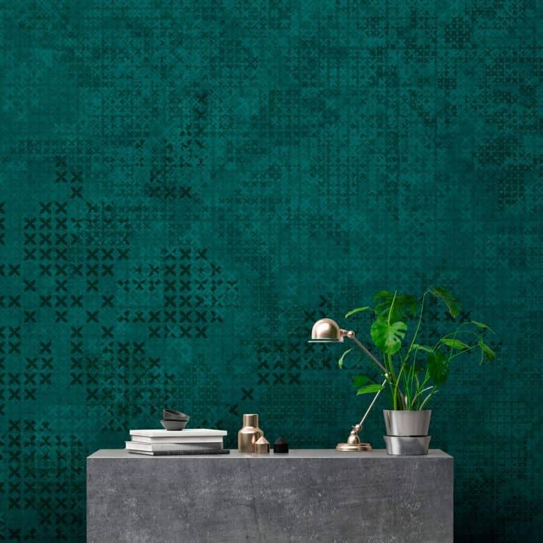 Livingwalls Fototapete Walls by Patel bold gobelin 1