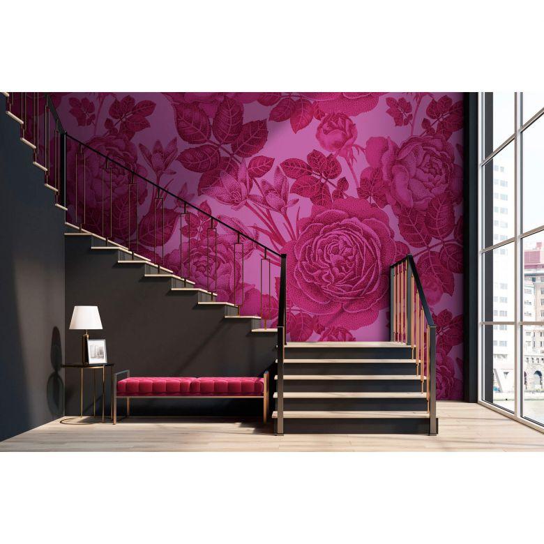 Livingwalls Fototapete Walls by Patel baccara 1