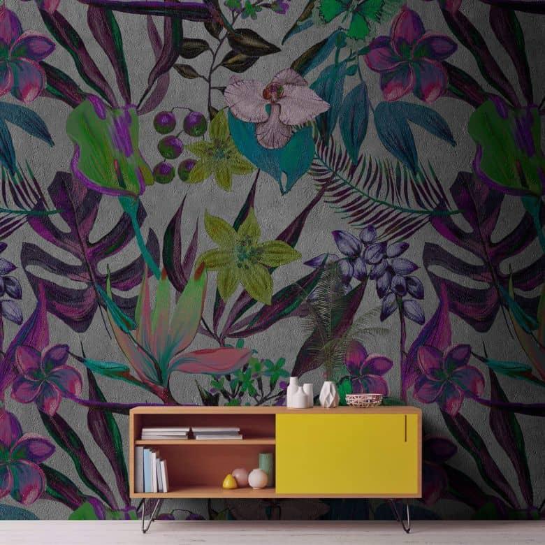 Livingwalls Fototapete Walls by Patel exotic night 2