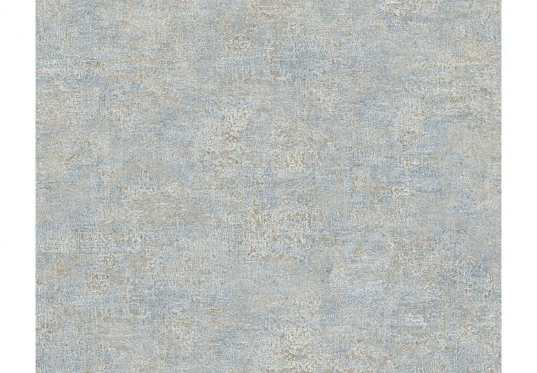 Mustertapete A.S. Création Tapete Bohemian Burlesque Beige, Blau