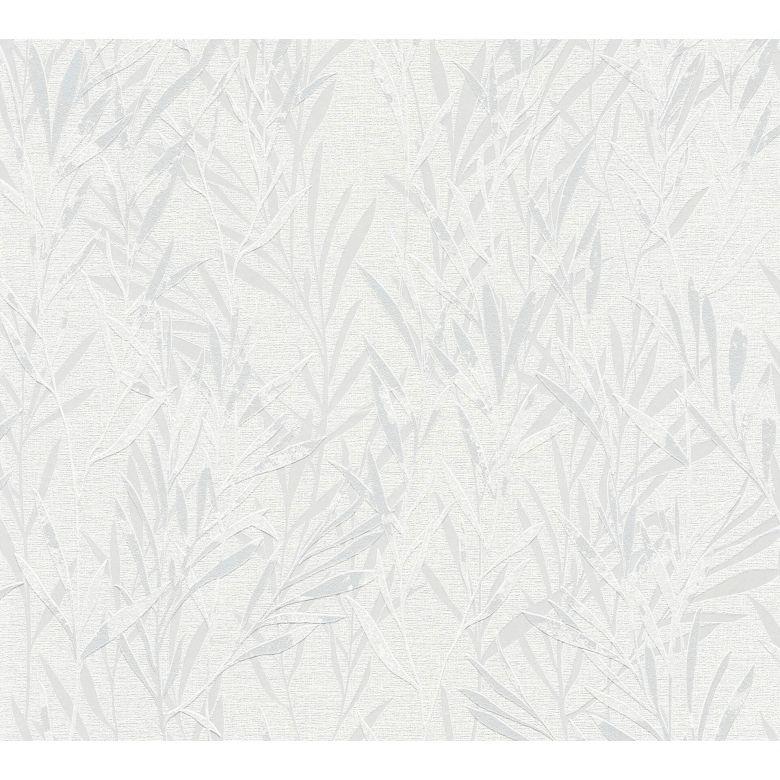 A.S. Création Vliestapete Flavour Tapete  grau, weiß