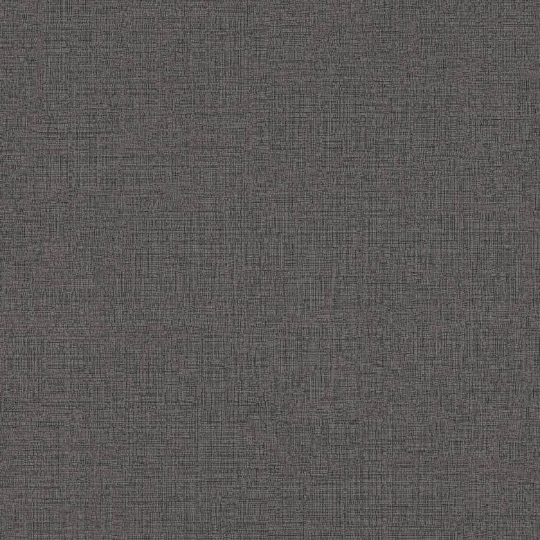 A.S. Création Vliestapete Character Tapete Uni grau, schwarz
