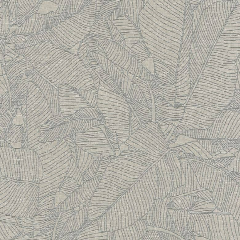 Vliestapete Rasch Grafik Muster Creme Silber 4