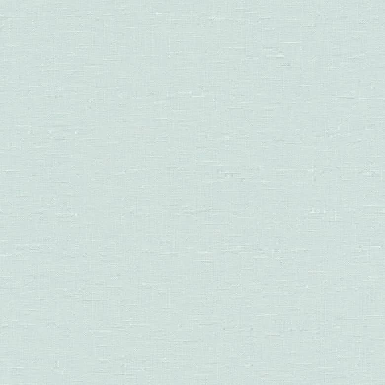 A.S. Création Vliestapete Linen Style Tapete Uni blau