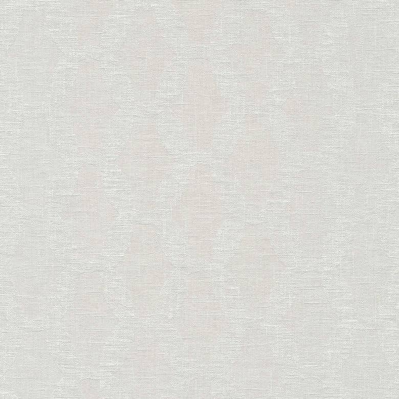 A.S. Création Vliestapete Linen Style Tapete geometrisch grafisch beige, grau, weiß