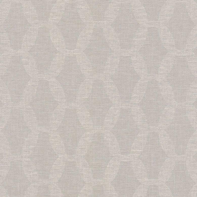 A.S. Création Vliestapete Linen Style Tapete geometrisch grafisch beige, grau, rosa