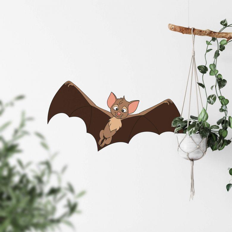 Bibi Blocksberg - Bat Wall sticker